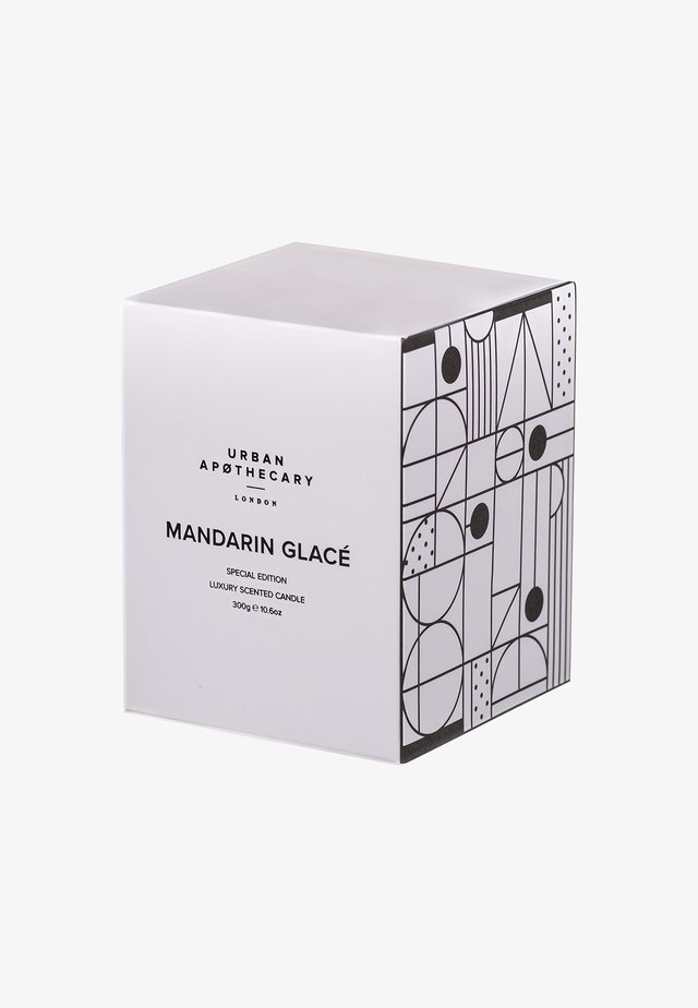 LUXURY SPECIAL EDITION CANDLE - Scented candle - mandarin glacé