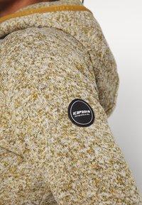 Icepeak - ASHBY - Fleece jacket - fudge - 4