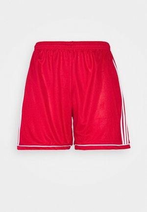 SQUAD - Pantalón corto de deporte - red