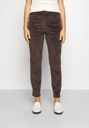 TRONTO - Trousers - brown