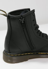 Dr. Martens - 1460 J Softy - Lace-up ankle boots - black - 5