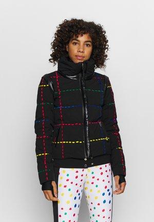 MOONI - Ski jacket - black