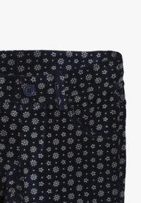 Benetton - TROUSERS - Spodnie materiałowe - dark blue - 4