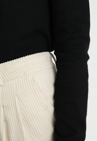 Saint Tropez - ROLL NECK - Svetr - black - 5