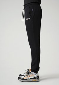 Napapijri - M-ICE - Tracksuit bottoms - black - 2