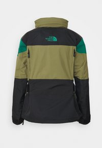 The North Face - STEEP TECH APOGEE JACKET - Wiatrówka - burnt olive green/evergreen/black - 2