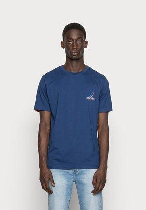 DANDY TEE - T-shirt basique - navy