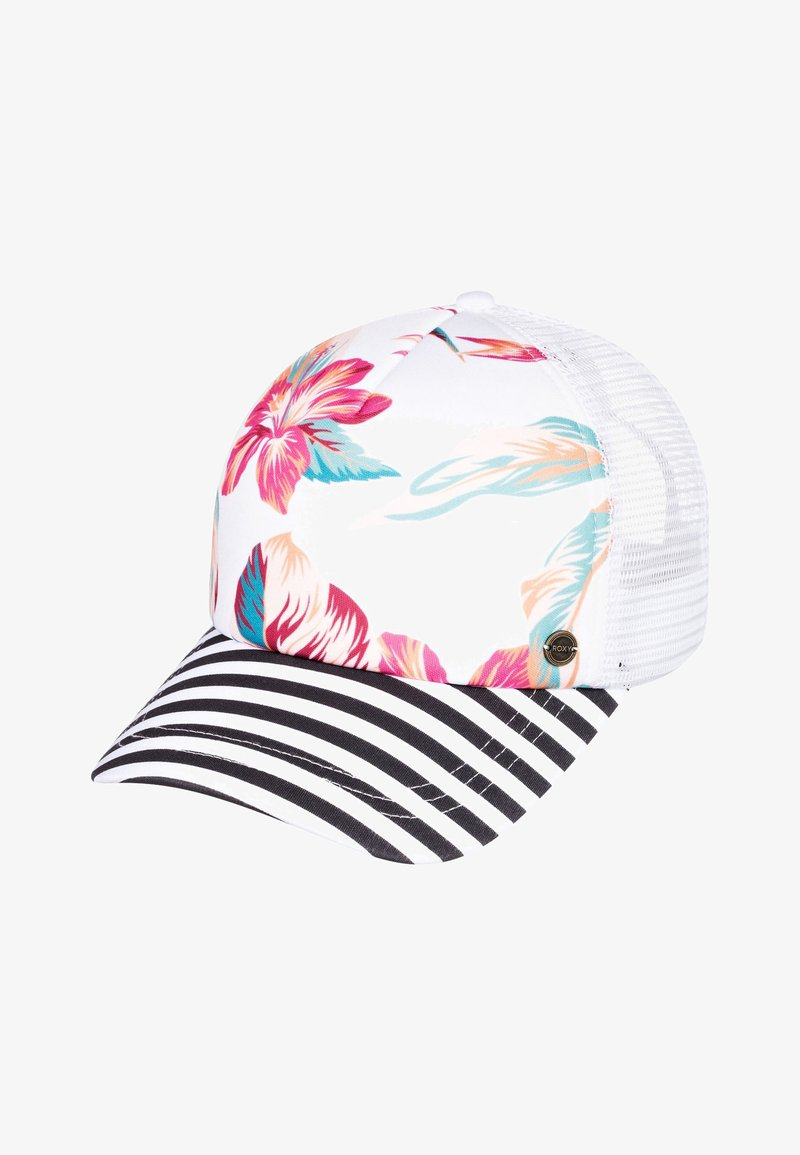 Roxy - Cap - snow white tropic call
