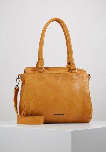 RISE - Handbag - caramel