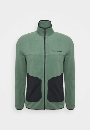 TECH SOFT ZIP - Fleece jacket - fells view