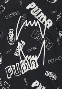 Puma - HOOPS TEE - Long sleeved top - black - 3