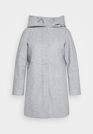 VMDAFNEDORA JACKET - Cappotto classico - light grey melange