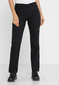 Eddie Bauer - GUIDE  - Outdoor trousers - black - 0