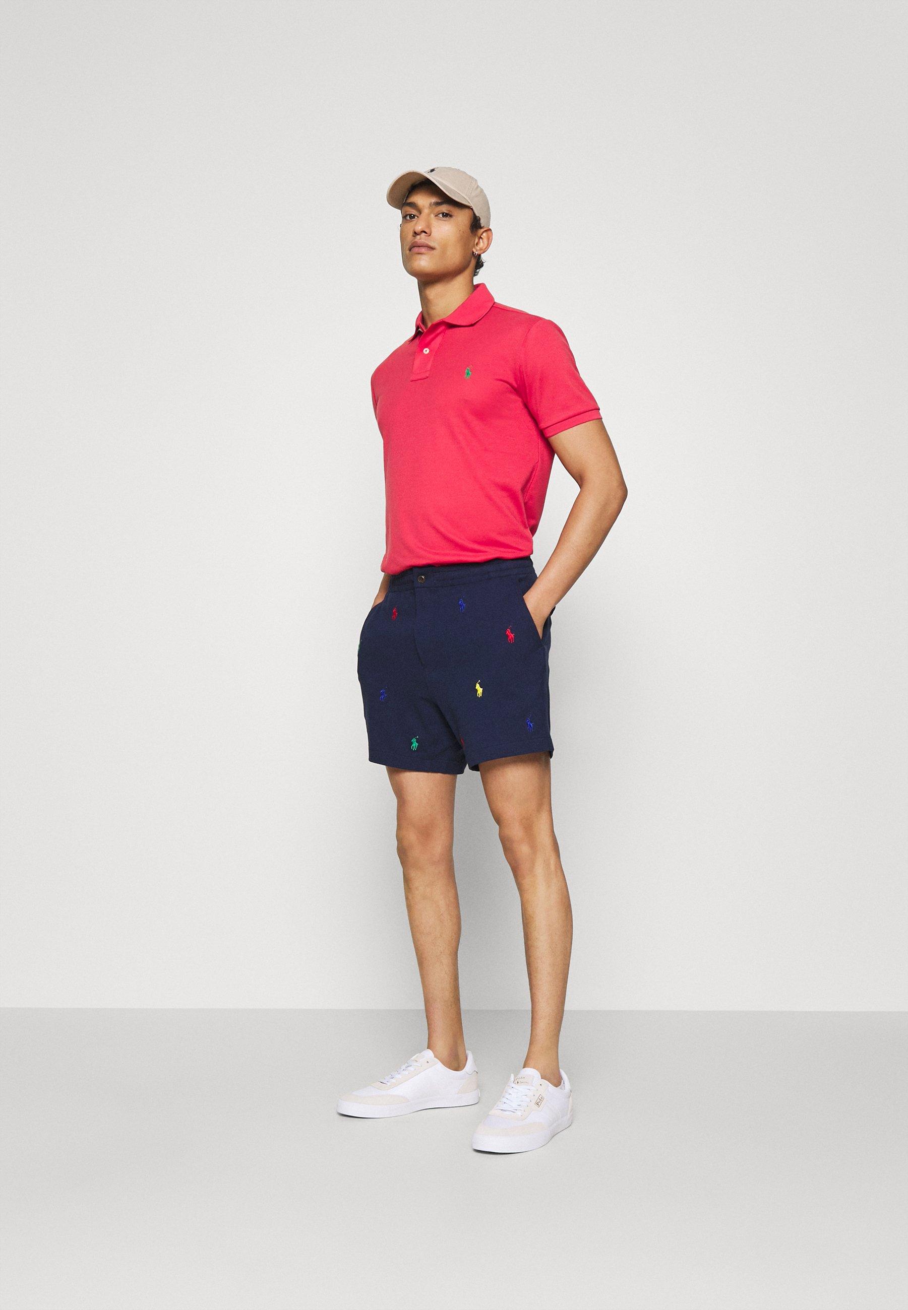 Men 6-INCH POLO PONY MESH SHORT - Shorts