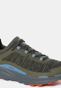 The North Face - ESCAPE - Hikingskor - new taupe green zinc grey - 4
