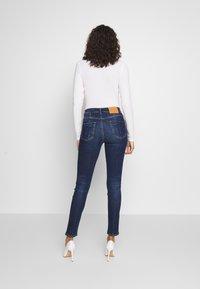 Miss Sixty - BETTIE CROPPED - Jeans Skinny Fit - light blue - 2