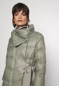 MAX&Co. - CENTRALE - Down coat - khaki green - 5