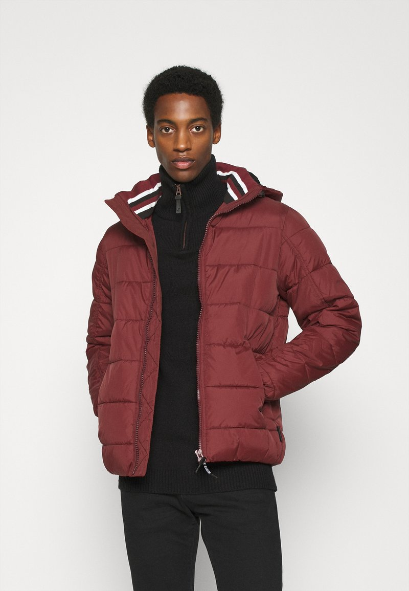 INDICODE JEANS - JUAN DIEGO - Winter jacket - red