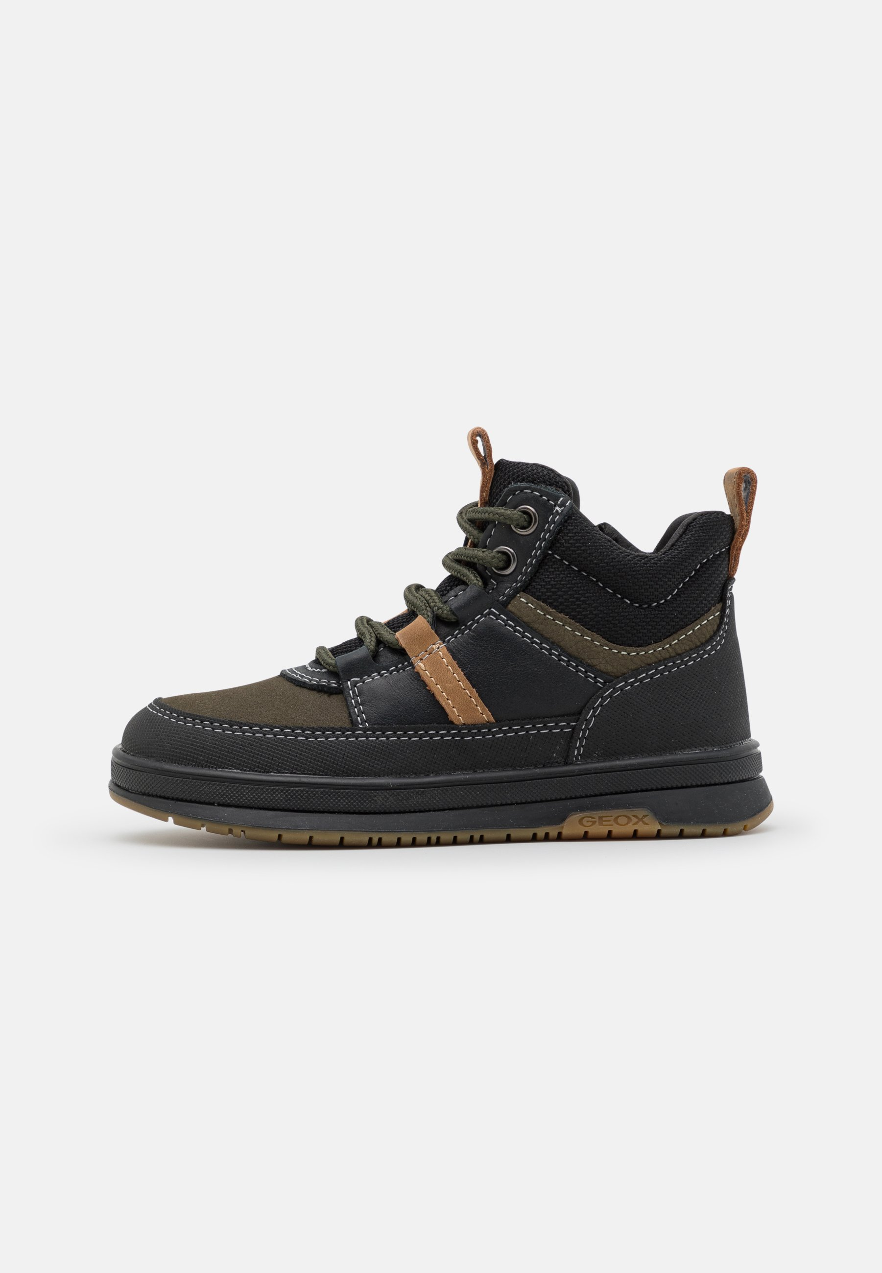 Kids ASTUTO BOY - Lace-up ankle boots