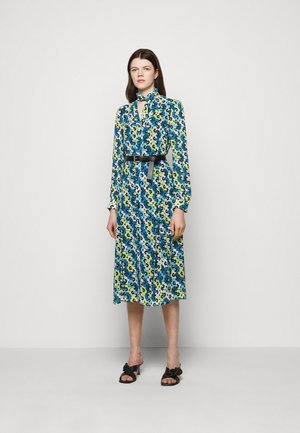FLORAL KATE  - Košilové šaty - limeade