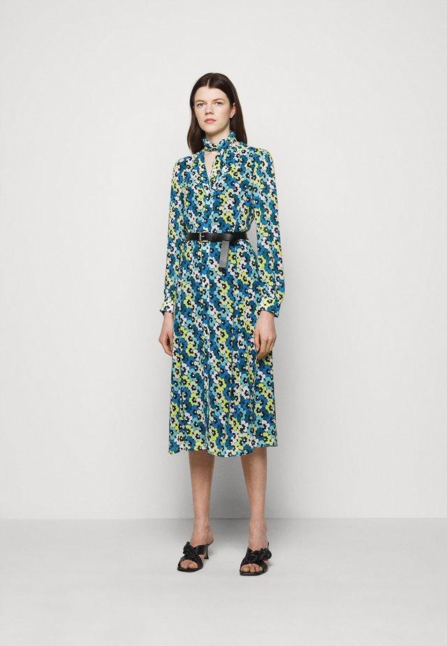 FLORAL KATE  - Sukienka koszulowa - limeade