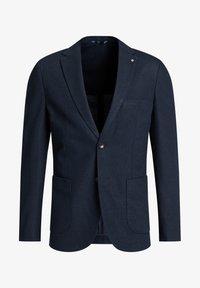 WE Fashion - SLIM FIT  - Sako - dark blue - 5