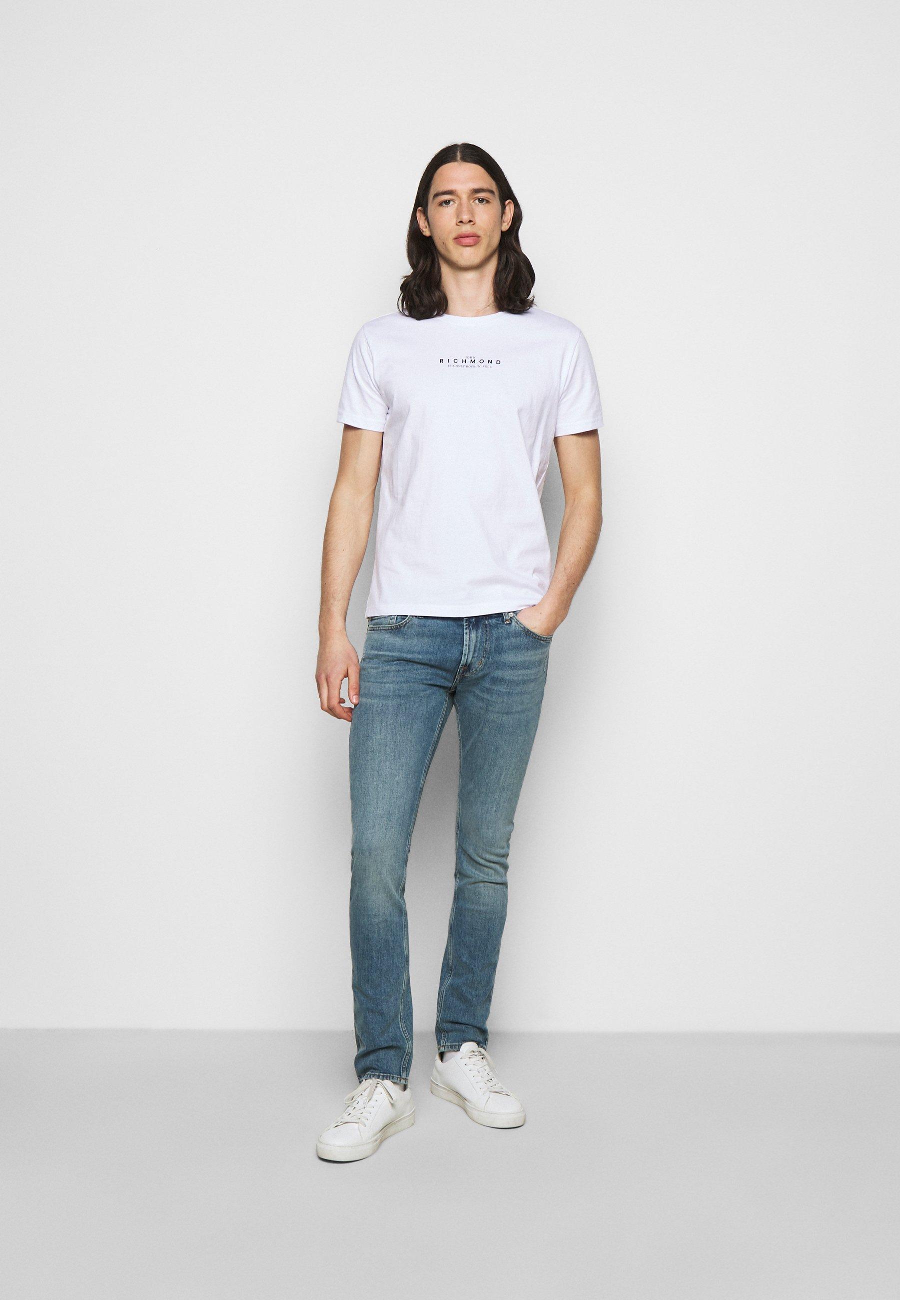 Men AMBUR - Print T-shirt