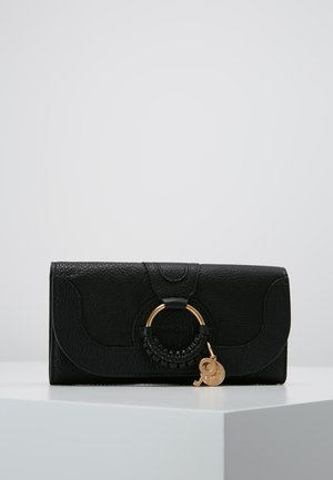 Hanna Wallet - Monedero - black