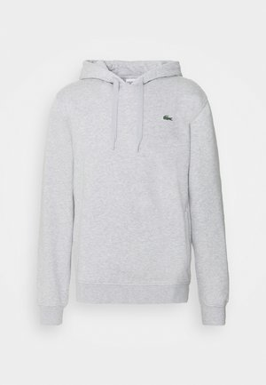 Hoodie - argent chine/elephant