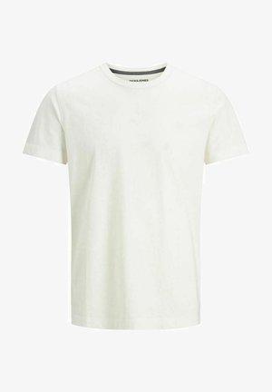 T-shirt - bas - cloud dancer