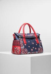Desigual - EXPLOSIVE LOVERTY - Handbag - blue - 3
