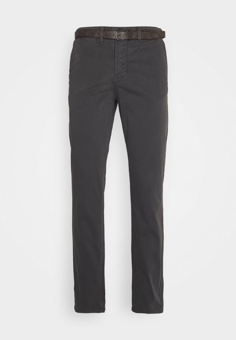 Jack & Jones - JJICODY JJSPENCER - Broek - dark grey