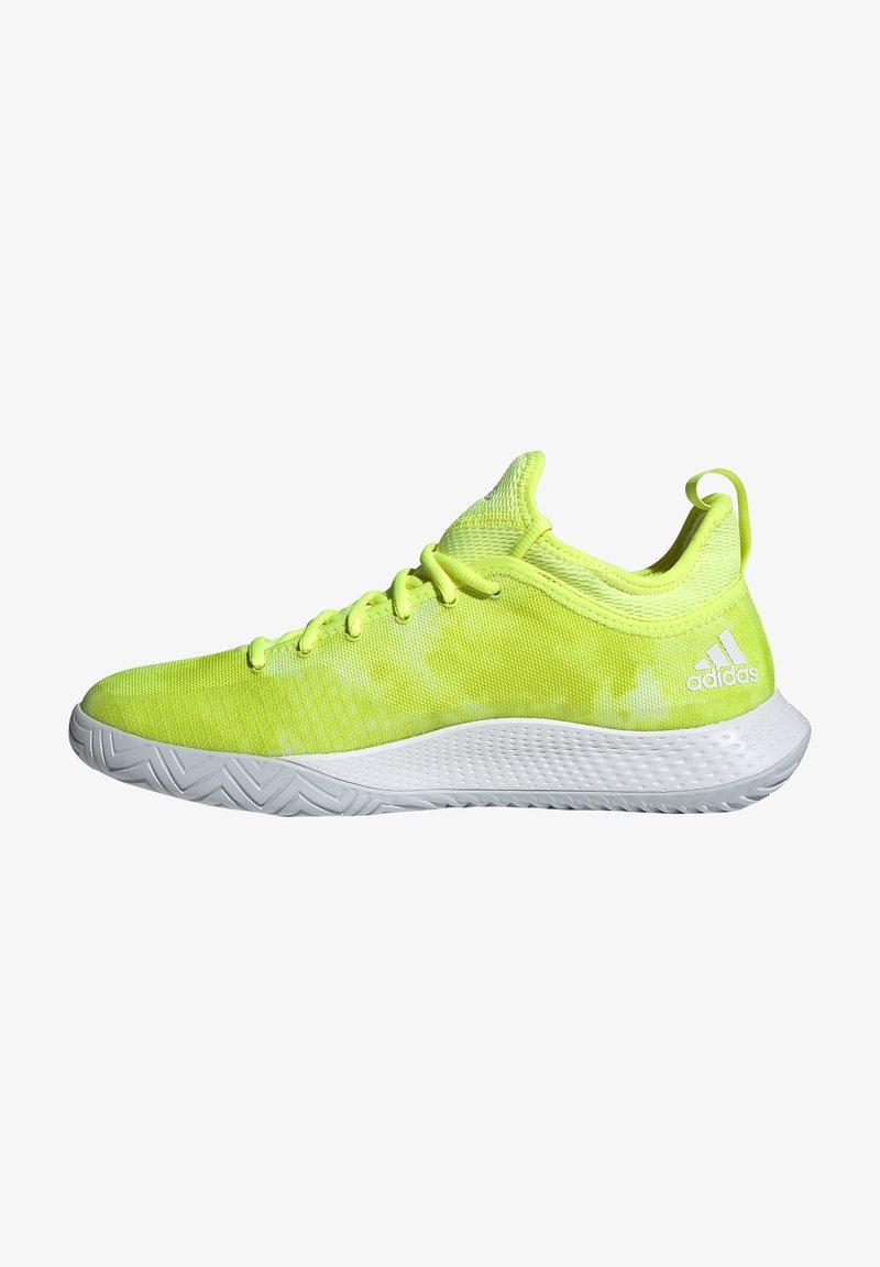 adidas Performance - DEFIANT GENERATION  - Multicourt tennis shoes - yellow
