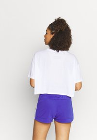 Cotton On Body - RELAXED ACTIVE - T-shirt z nadrukiem - white - 2