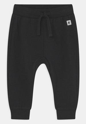 PANDA AT BACK - Kalhoty - off black