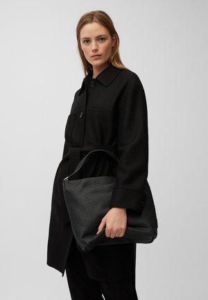 GEFLOCHTENEM  - Tote bag - black