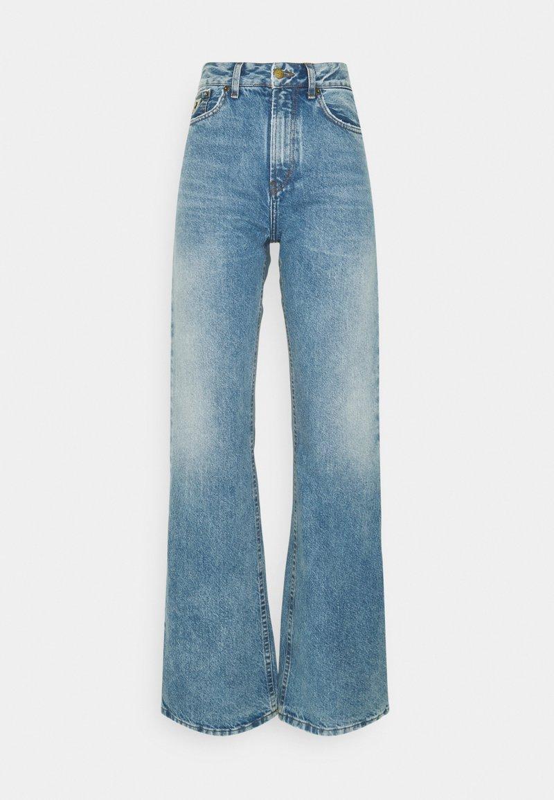 LOIS Jeans - NINETTE - Straight leg jeans - stone eighties