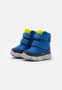 Geox - FLEXYPER BOY ABX - Winter boots - royal/navy - 1