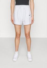 Nike Sportswear - Shorts - white/light bone/black - 0
