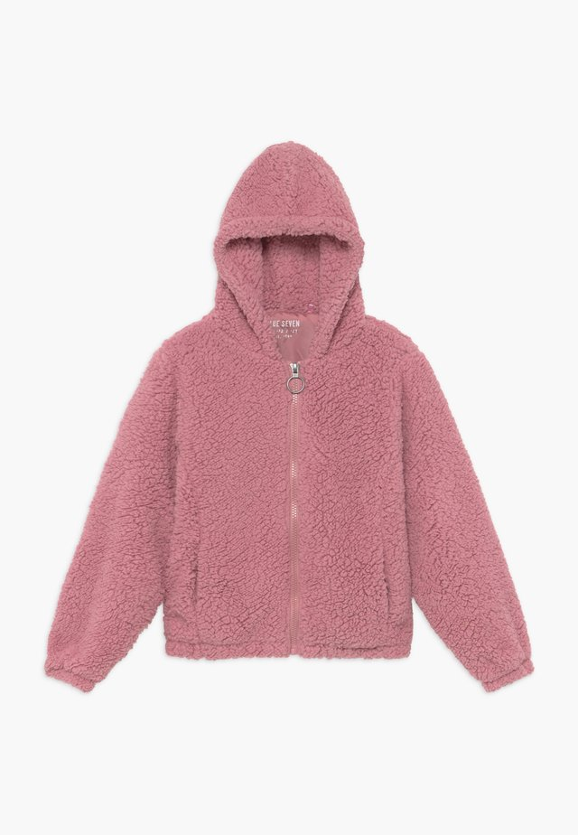 TEENS - Winter jacket - mauve