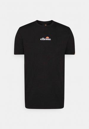 CUCCE TEE - Print T-shirt - black
