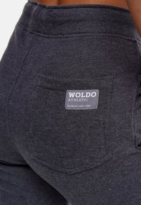 Woldo Athletic - Tracksuit bottoms - grau - 8