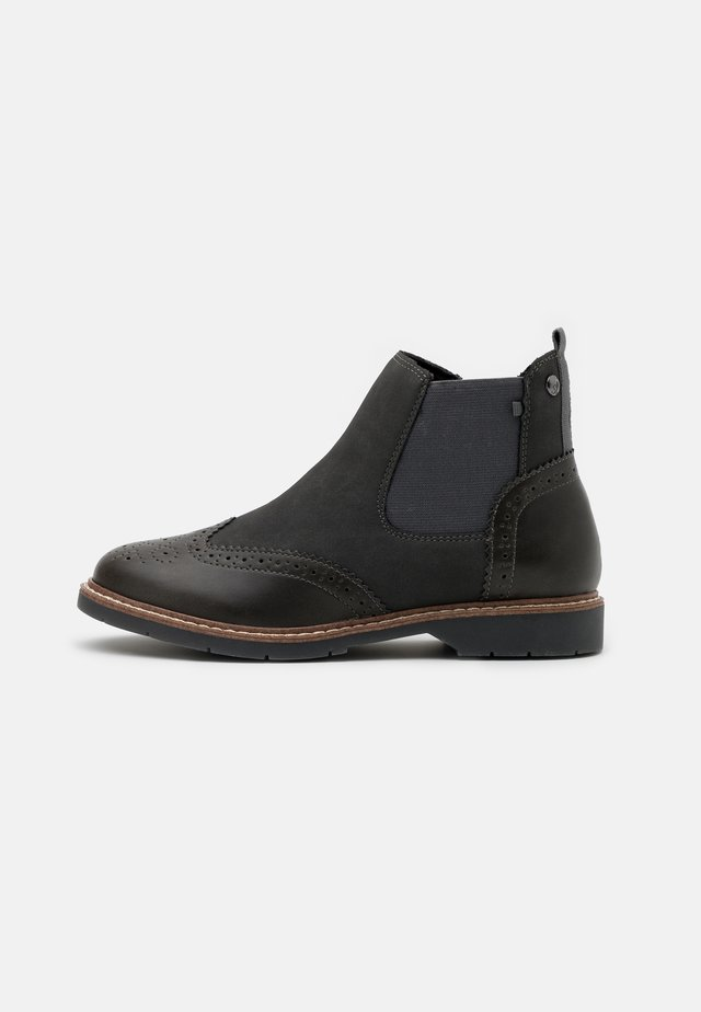 Ankle boot - dark grey