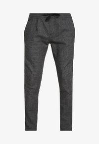TOM TAILOR DENIM - JOGGER - Trousers - grey - 4