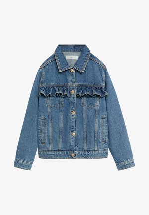 NORMA - Denim jacket - mittelblau