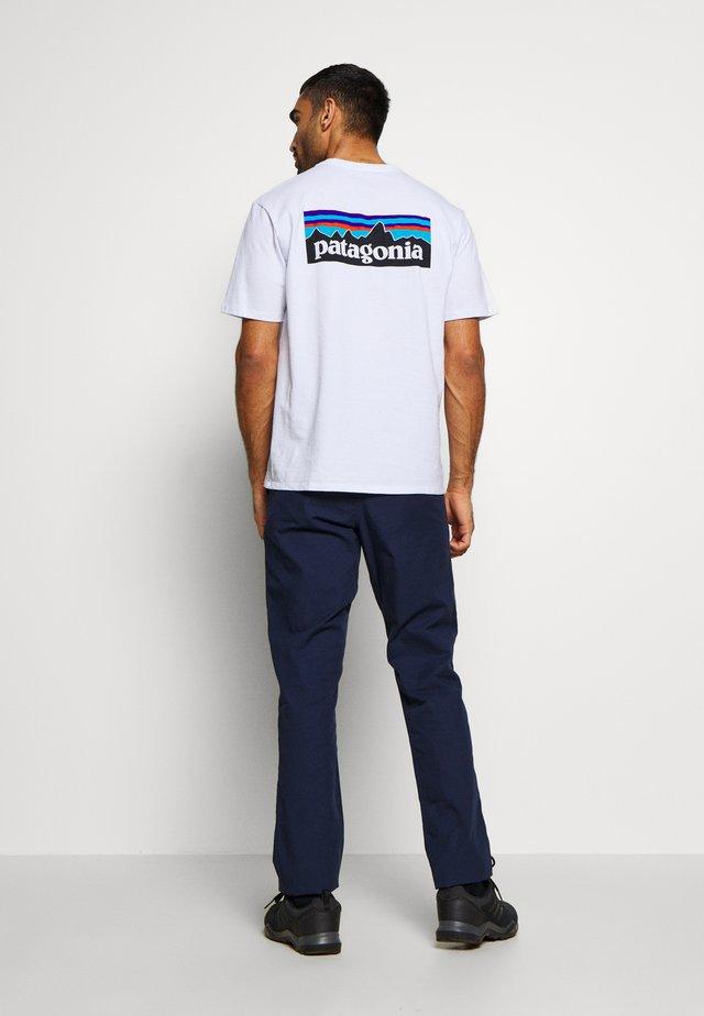 PANTS - Pantalon classique - new navy