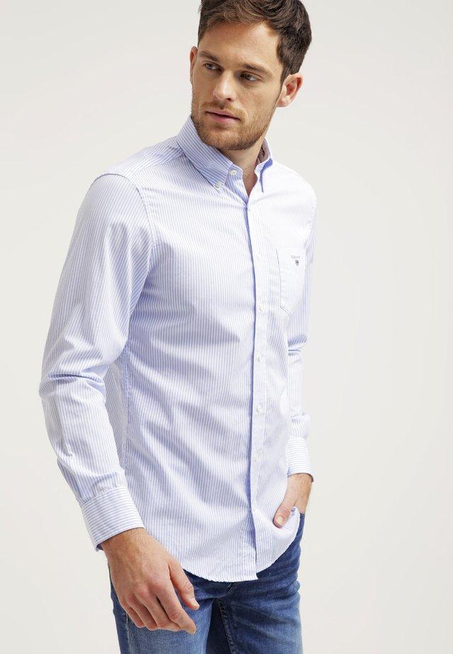 THE POPLIN BANKER  - Camisa - capri blue