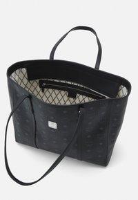 MCM - TONI VISETOS - Tote bag - black - 2