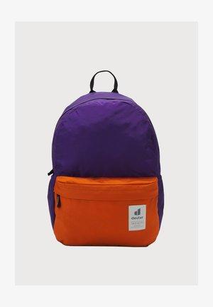 INFINITY BACKPACK UNISEX - Batoh - violet/mandarine