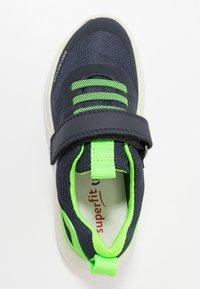 Superfit - RUSH - Trainers - blau/grün - 1